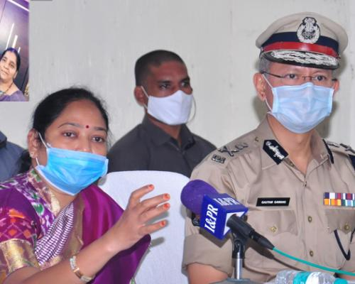 Nandyal suicide case exgratia to victims family member - Sakshi Post