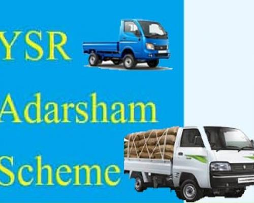 YSR Adarsham Scheme Provides Jobs To Unemployed Youth In AP: Check Details - Sakshi Post