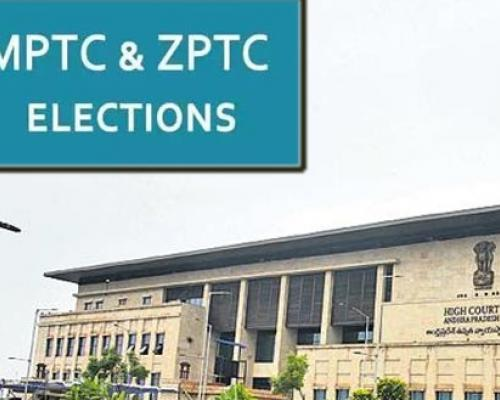 AP High Court: Cannot Direct SEC To Conduct MPTC, ZPTC Polls  - Sakshi Post