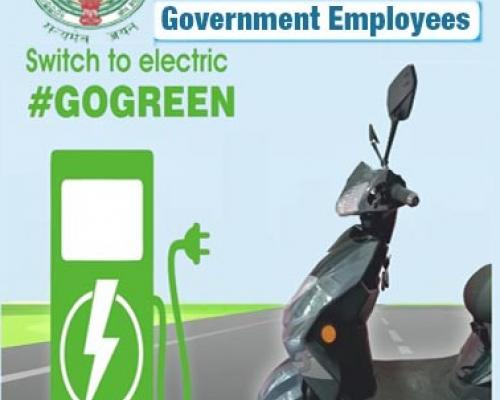 AP Govt To Provide Affordable Loans For Its Employees To Buy Electric Two-Wheelers - Sakshi Post