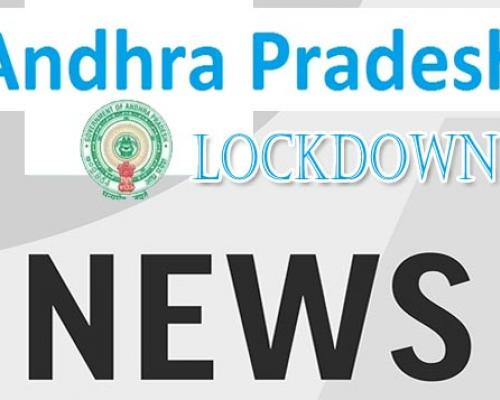 COVID Caseload: AP Government  Likely To Decide Lockdown Extension On Monday - Sakshi Post
