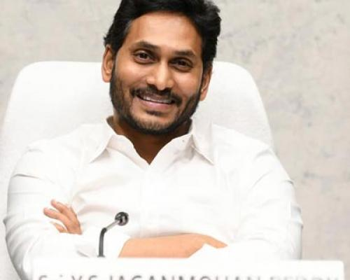 YS Jagan Tweets on 2 Years Of Taking Charge as Chief Minister - Sakshi Post