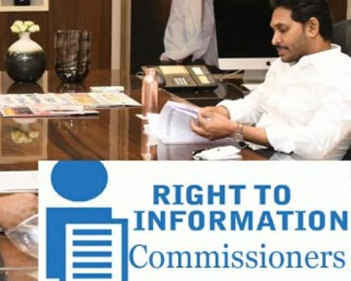 AP Govt Nominates Two  RTI Commissioners - Sakshi Post