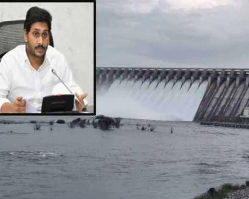 AP CM YS Jagan seeks PM Centre's intervention in row with Telangana over hydel project on Krishna river - Sakshi Post