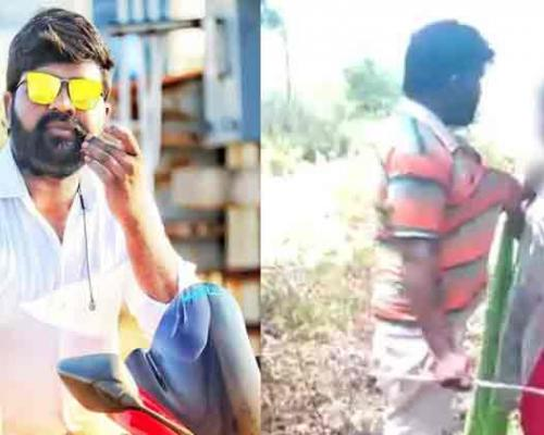 Nellore Viral Video: Police Arrest Two Men For Assaulting Woman, Filming Act - Sakshi Post