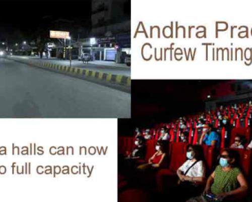 AP Theatres 100 Percent Occupancy From Today - Sakshi Post