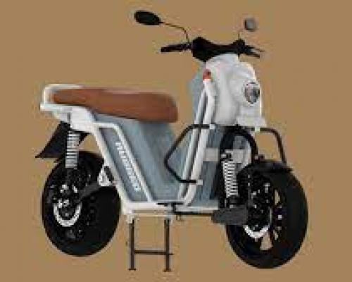 Record Bookings for Make in India Electric Bike - Sakshi Post