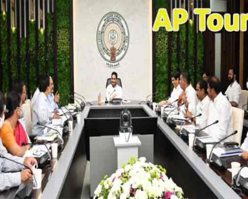 AP CM YS Jagan chairs SIPB meeting in Tadepalli Over Tourism Projects - Sakshi Post
