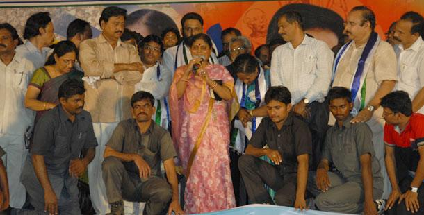 'Jagan thinks about people's problems even in jail' - Sakshi Post