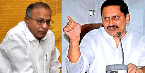 Kiran Reddy lacks coordination with ministers, says BJP - Sakshi Post