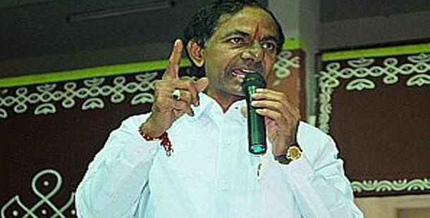 Ready to move no-confidence motion, says KCR - Sakshi Post