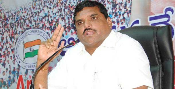 Botsa: Poll results in CM's native town Chittoor not impressive - Sakshi Post