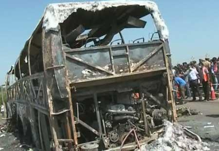 List of passengers on the ill-fated bus - Sakshi Post