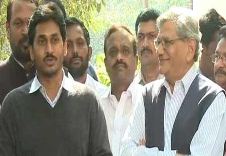 'Like-minded CPI (M) and YSRCP oppose State division' - Sakshi Post