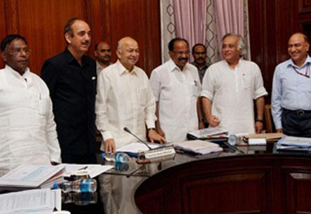 GoM clears Telangana roadmap, Cabinet to discuss today - Sakshi Post