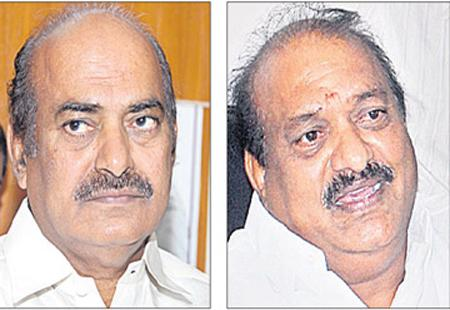 JC brothers quitting Congress for TDP? - Sakshi Post