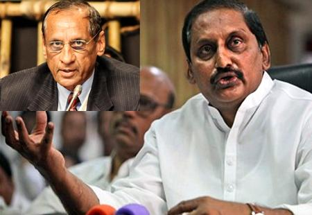 Governor stops Kiran's friend from becoming MLC - Sakshi Post