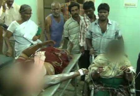 Man's marriage proposal rejected, throws acid on daughter, mother - Sakshi Post