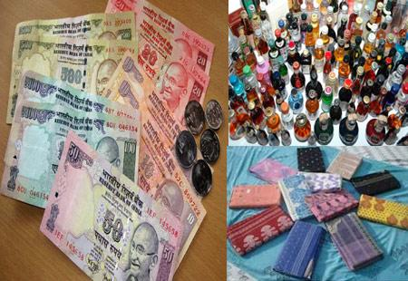 Nearly Rs 2 cr cash seized in West Godavari ahead of polls - Sakshi Post