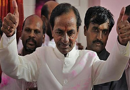 TRS' newly-elected MLAs to meet today: KCR - Sakshi Post