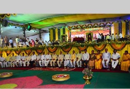 Full list of portfolios of ministers in Chandrababu government - Sakshi Post