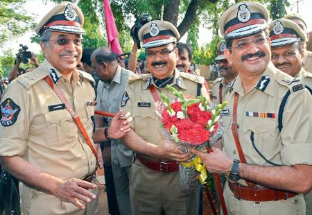 Two top cops approach CAT challenging appointments - Sakshi Post