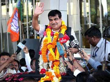 MLAs root for Gadkari as Maha CM, he doesn't rule out - Sakshi Post