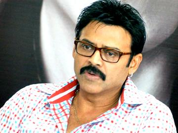 GHMC issues notice to actor Venkatesh - Sakshi Post
