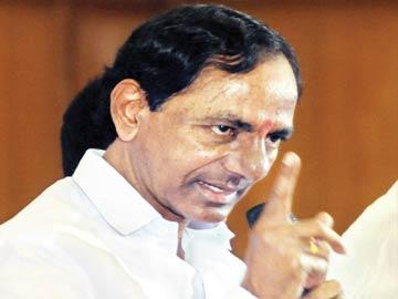 20 TMC water reservoir to be constructed in T'gana: KCR - Sakshi Post