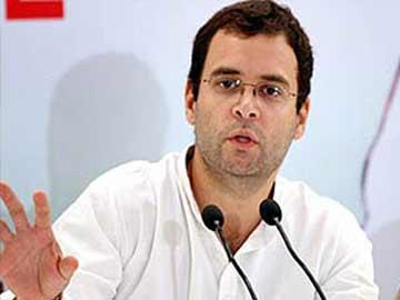PM believes in marketing, concentrating powers in his hands: Rahul - Sakshi Post