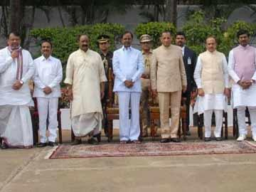 KCR's new ministers: Who got what - Sakshi Post