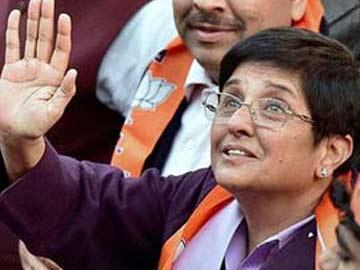 Bedi's campaign aide quits,accuses her of dictatorial attitude - Sakshi Post