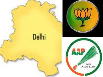 Who said what on Delhi election results? - Sakshi Post