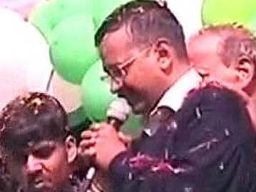 It's victory for truth and honesty: Kejriwal - Sakshi Post