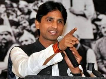 Kumar Vishwas gets his best birthday gift ever!! - Sakshi Post