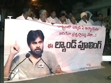 Why Bethapudi farmers want Pawan Kalyan to come to their village? - Sakshi Post