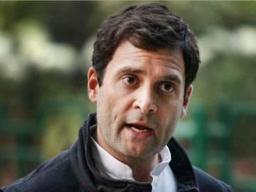 Congress will fight injustice to Dalits, tribals, says Rahul - Sakshi Post
