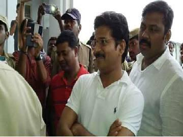 High Court agrees to hear Revanth Reddy's bail plea - Sakshi Post