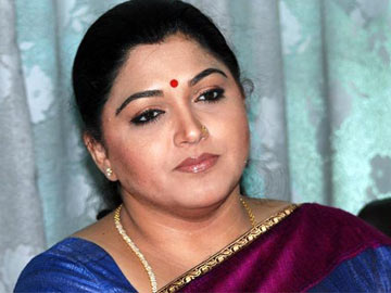 Khushboo to head Congress women wing in TN? - Sakshi Post