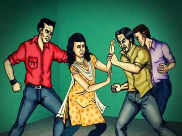 Minor girl gang-rape by auto driver and passengers in AP - Sakshi Post