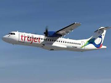 Passengers Protest as Trujet Flight to Tirupati is Cancelled - Sakshi Post