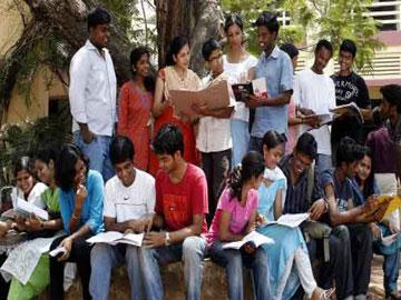 Entrance exam for professional courses in AP held - Sakshi Post