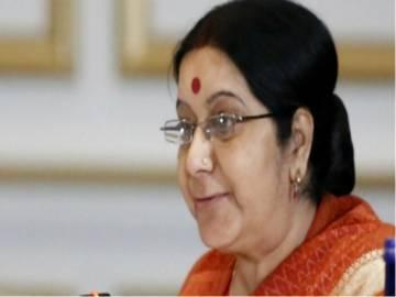 Sushma doing well, to be discharged soon: AIIMS - Sakshi Post