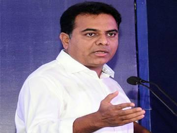 Minister for Industries and IT - K.T. Rama Rao - Sakshi Post