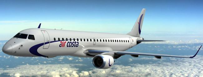 Air Costa, a regional airline operating in south India, said flights will restart soon. - Sakshi Post
