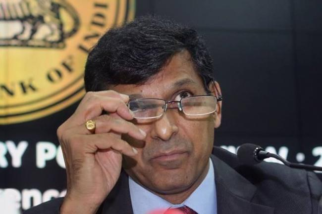 Rajan walked into Mint Street on 18 September 2013 and his term expires on 17 September 2016. But, slated to demit office on September 4. - Sakshi Post