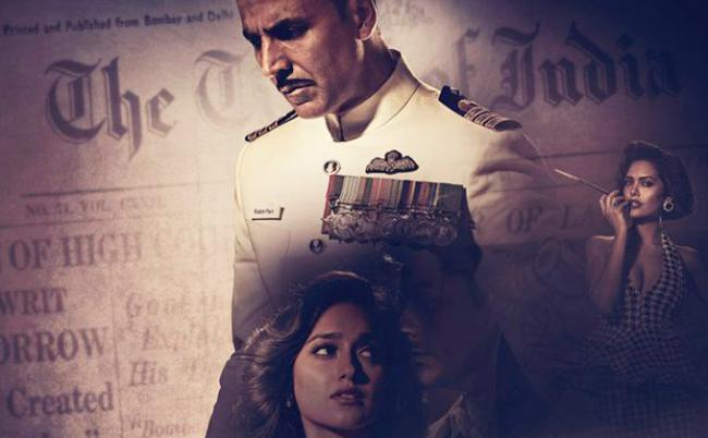 The district administration is facilitating free screeing of Rustom  on August 15 to celebrate the spirit of freedom. - Sakshi Post
