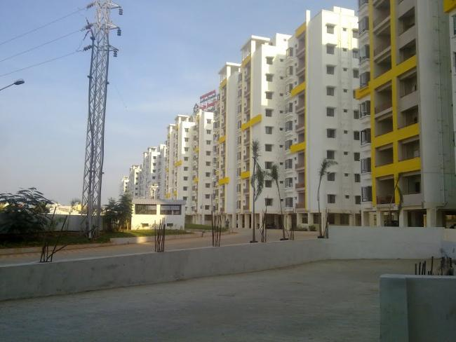 Telangana Chief Minister K Chandrashekhara Rao has asked the officials to prepare action plan on completing one lakh flats in Hyderabad and two lakh flats in districts as per the schedule. - Sakshi Post