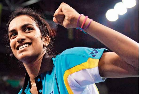 AP government on Saturday announced Rs 3 crore cash, 1,000 square yards plot in Amaravati and a Group-I cadre job for shuttler PV Sindhu, who won silver at Rio Olympics. - Sakshi Post
