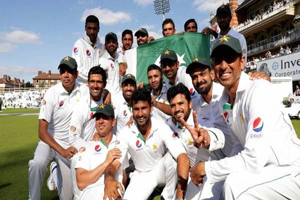 Pakistan cricket team topped the International Cricket Council (ICC) Test team rankings for the first time - Sakshi Post